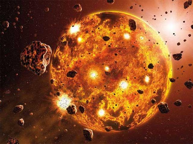 Trên Trái đất chứa đầy những thứ ngoài hành tinh không ngờ tới