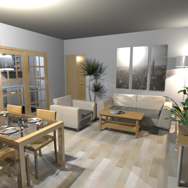 reforma piso Montgat viviencad