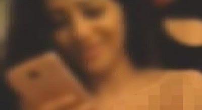 """صورة جديدة مسربة لإعلامية مصرية في """" فيديوهات خالد يوسف """""""
