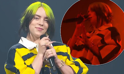 """Billie Eilish Delivers A Ravishing Performance Of Current Single """"Therefore I Am"""" At 2020 ARIA Awards!"""