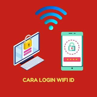 Cara Login Wifi id