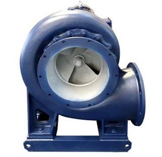 hw Volute Mixted Flow Pump