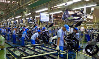 Informasi Lowongan Kerja Via Pos PT Yamaha Indonesia Motor Manufacturing (YIMM)