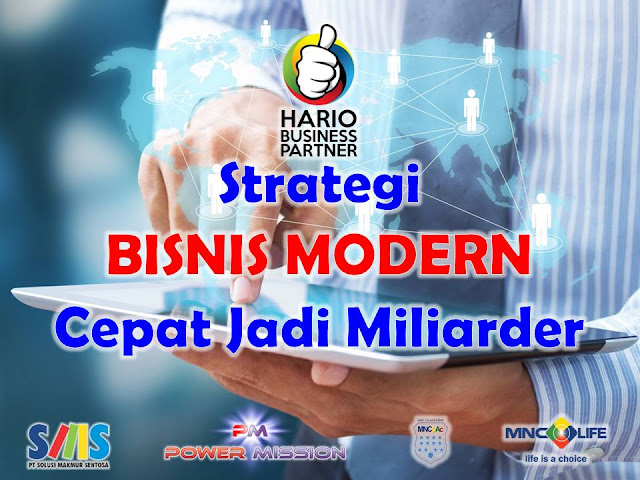Peluang Usaha Hario Business Partner