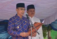 Upacara HAB ke-74 Sukses, Wakil Walikota Bima Ajak Jajaran Kemenag Menjadi Agen Perubahan