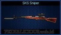 SKS Sniper