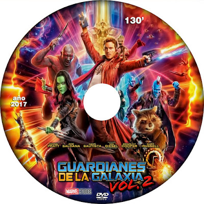 Guardianes de la galaxia - vol.2 - [2017]