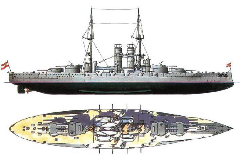 Admiral Nürnberg Programm