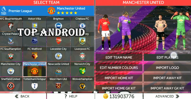 First Touch Soccer 2020 (FTS 20) Android
