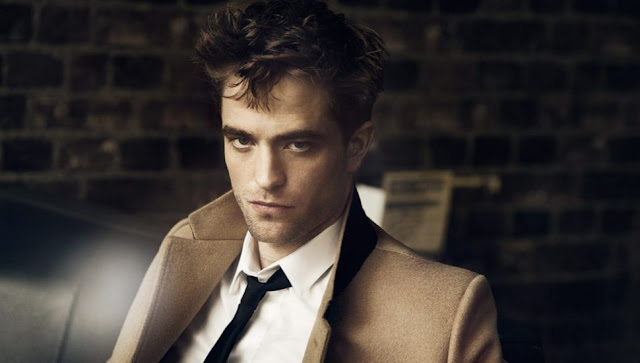 Robert Pattinson novo Batman. Robert Pattinson novo Batman