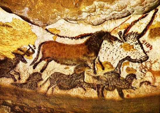 Science shows cave art developed early