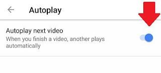 stop autoplay videos
