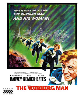 The Running Man - Cover