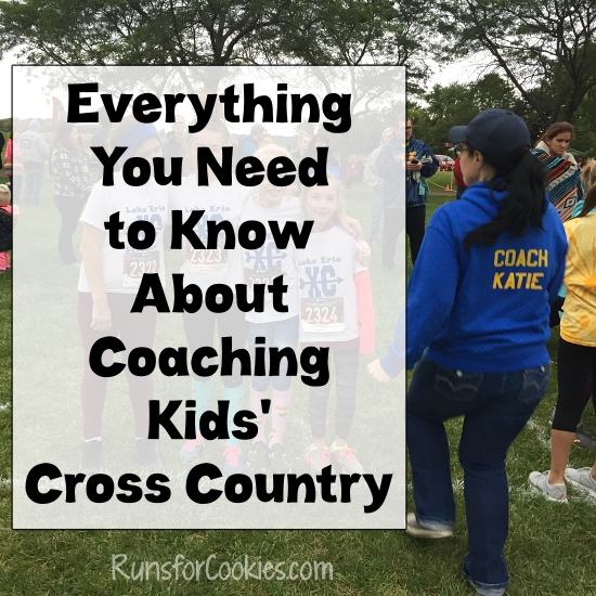 Everything you need to know about coaching kids' cross country teams