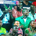 Fan smokes weed during live match in Nigerian league (photo)