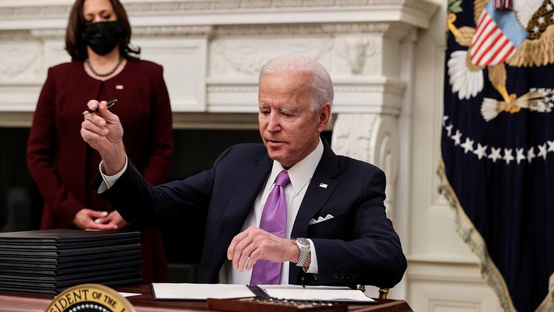 Lucha contra la pandemia, Biden prohibirá la entrada a la mayoría de extranjeros: Reuters
