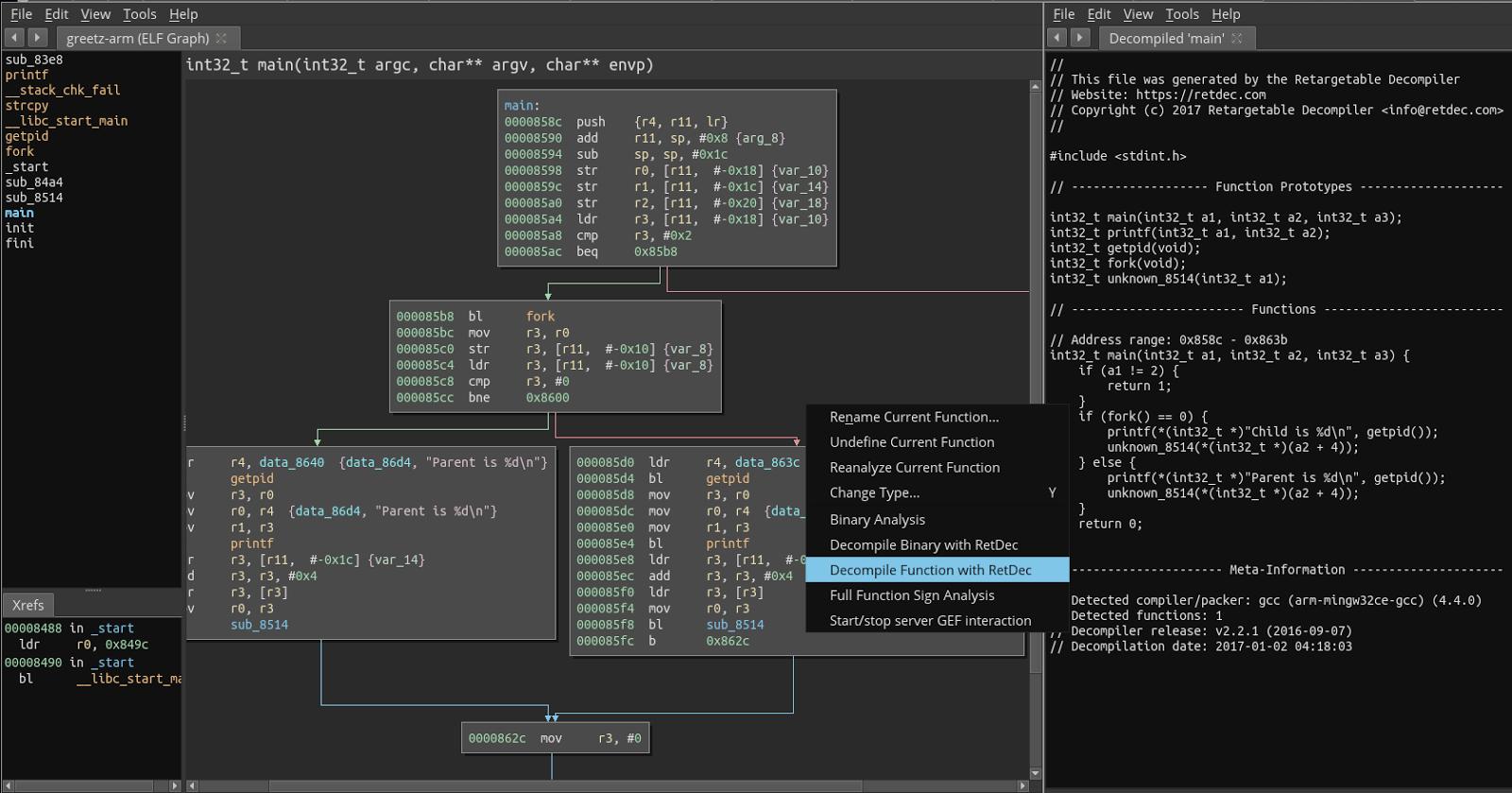 retdec a retargetable machine code decompiler kitploit pentest