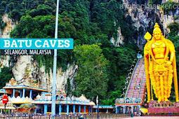 Menyambangi Batu Caves di Malaysia