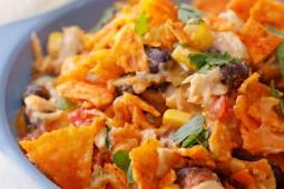DORITOS CHICKEN CASSEROLE #dinnerrecipe #food #amazingrecipe #fingerfood