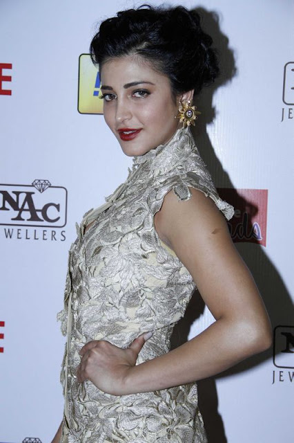 Actress Shruthi Hassan Latest Stills At Event Actress Trend