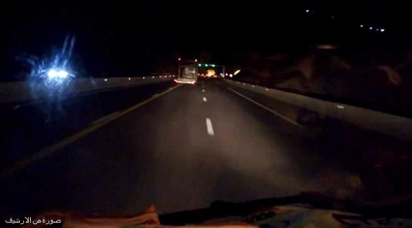 08 جرحى في حادث مرور خطير بالطريق السيار بالشلف