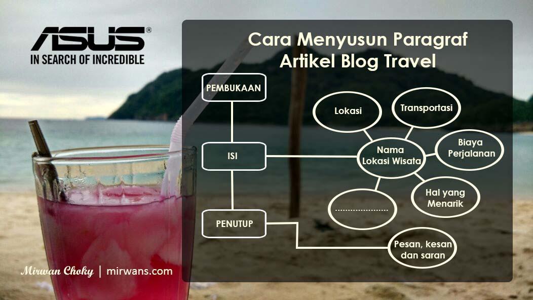Cara Kreatif Membuat Konten Blog Travel