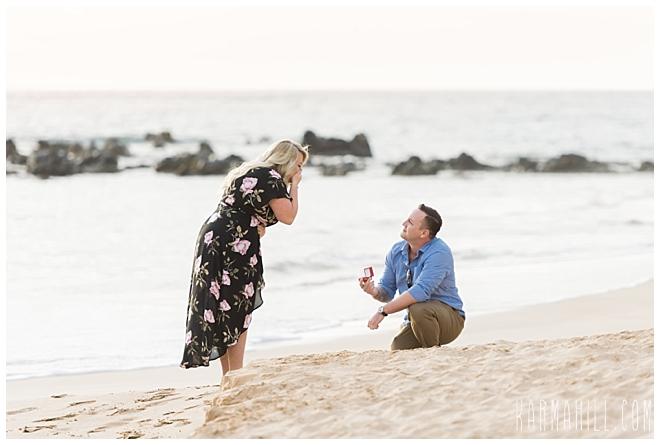 Maui Surprise Proposal