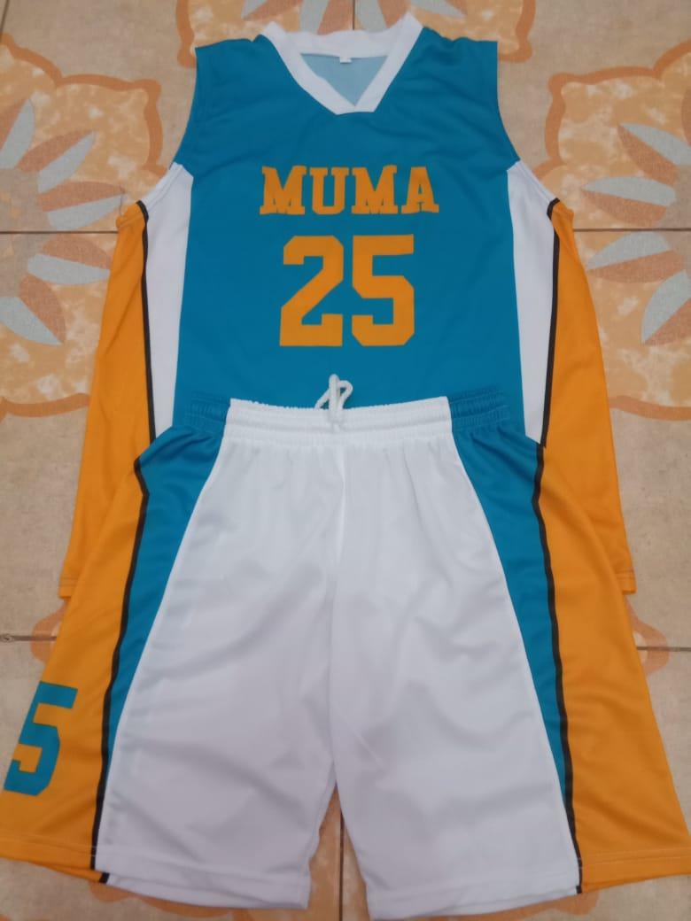 2bb814ee24c Aura Konveksi produksi jersey basket anak dengan berbagai macam pilihan  jenis produksi. Ada yang memakai teknik print sublim