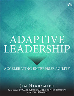 Adaptive leadership : accelerating enterprise agility