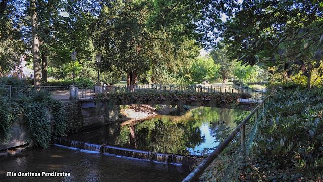 Lichtentaler Allee (Baden-Baden, Baden-Württenberg)