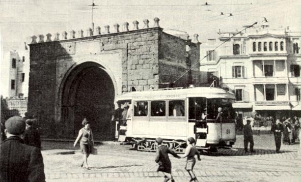 AlyMousa: نظرة على تاريخ الترام ( الترامواى) فى مدن العالم العربى قديماً