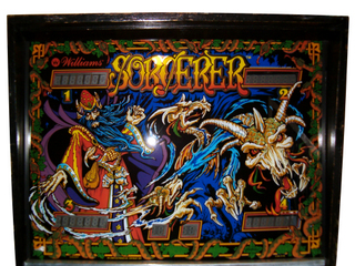 Williams, 1985 : Sorcerer