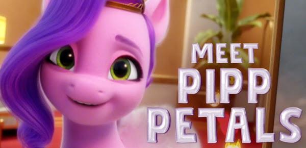 Pipp Petals Trailer MLP Generation 5 A New Generation Movie
