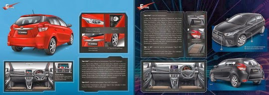 katalog grand new avanza harga all alphard 3.5 q brosur toyota yaris tipe trd s, g, e, terbaru ...