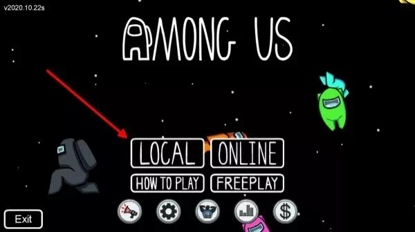 Cara menjadi Local Host di Among Us Game-1
