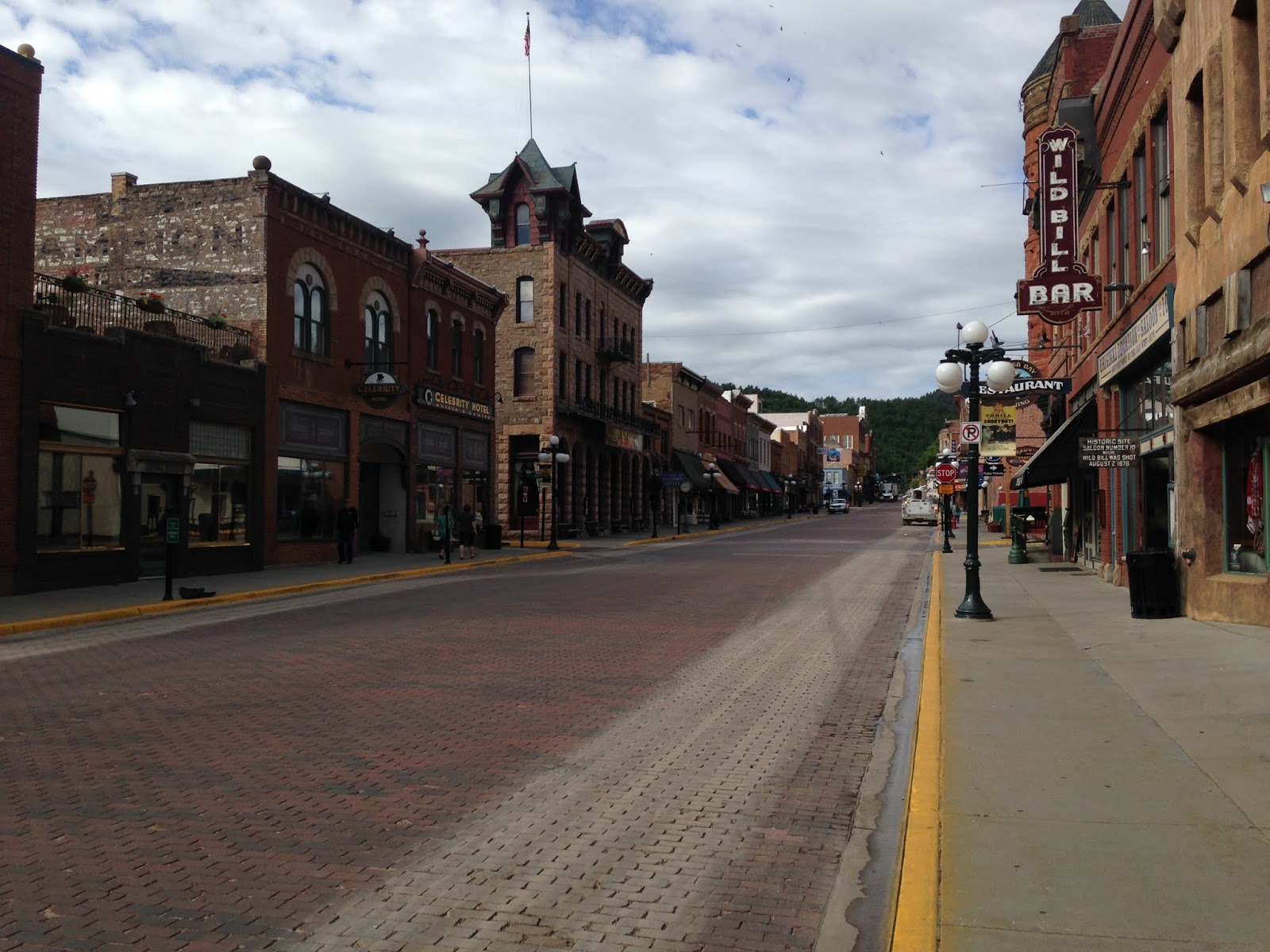 deadwood is the lawrence county seat and is probably the most well known community from the black hills gold rush deadwood was founded in 1874 shortly