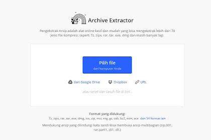 Cara Membuka File ZIP di Android Tanpa Aplikasi Dengan Mudah