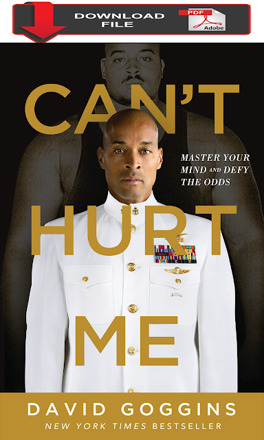 pdf download Can't Hurt Me Master Your Mind and Defy the Odds book free