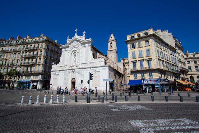 Chiesa di St. Ferréol les Augustines_Marsiglia
