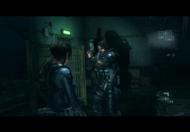 Resident Evil Revelations 1 PC Gameplay