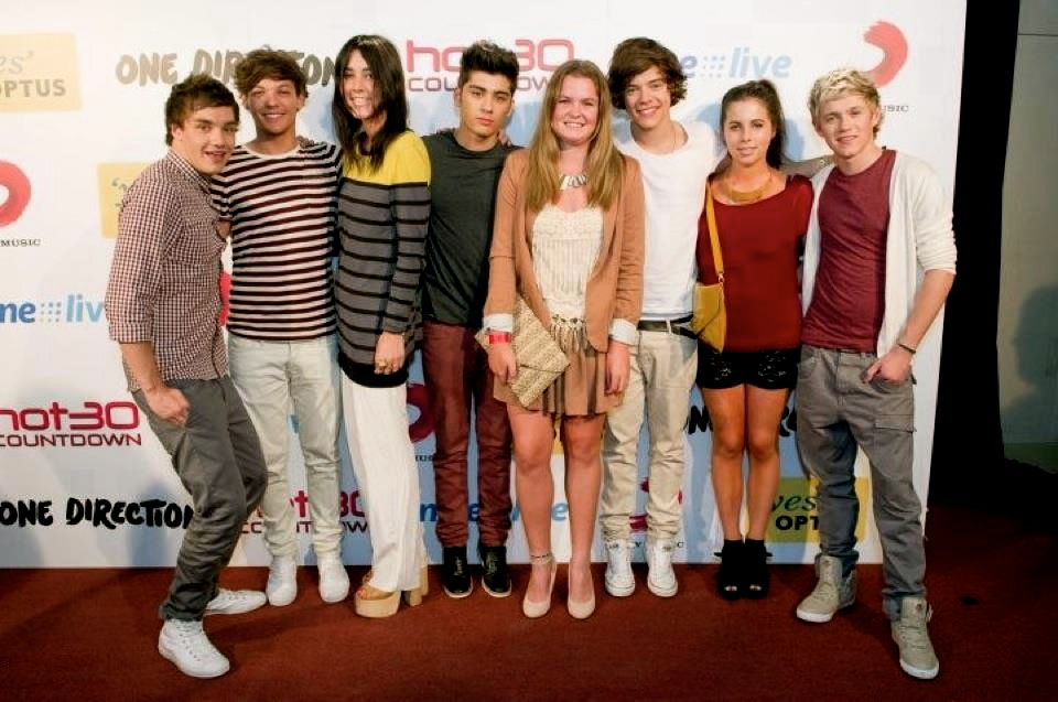 meet and greet one direction competition
