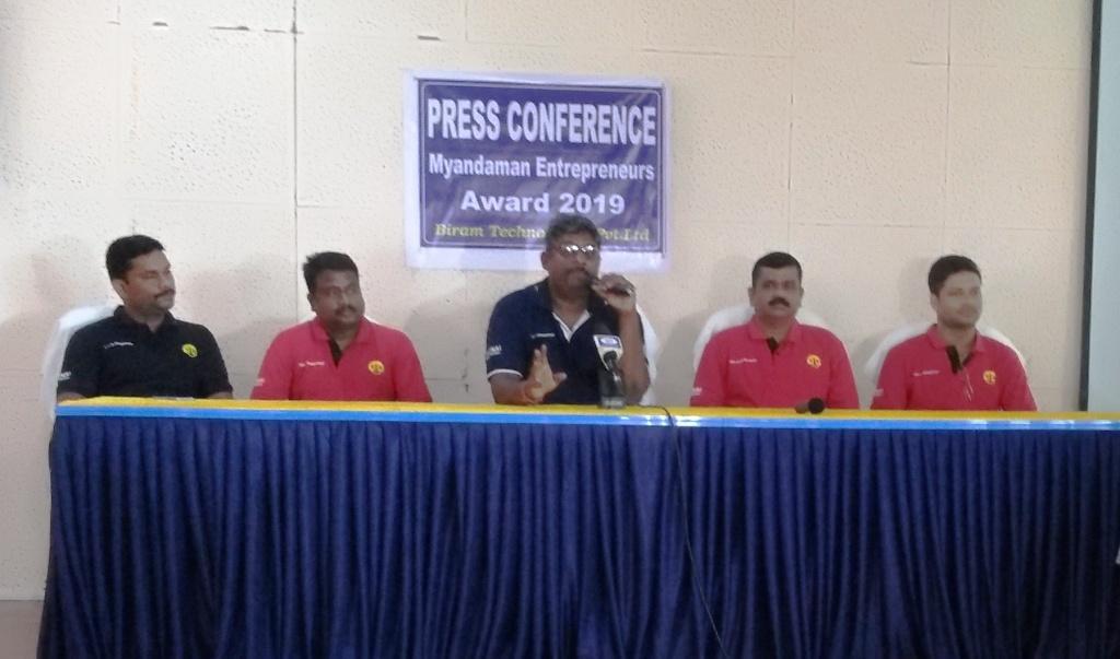 The Mini India - Weekly Newspaper in Andaman & Nicobar Islands