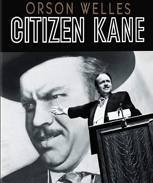 Citizen Kane Blu-ray Blu-ray Movie Review