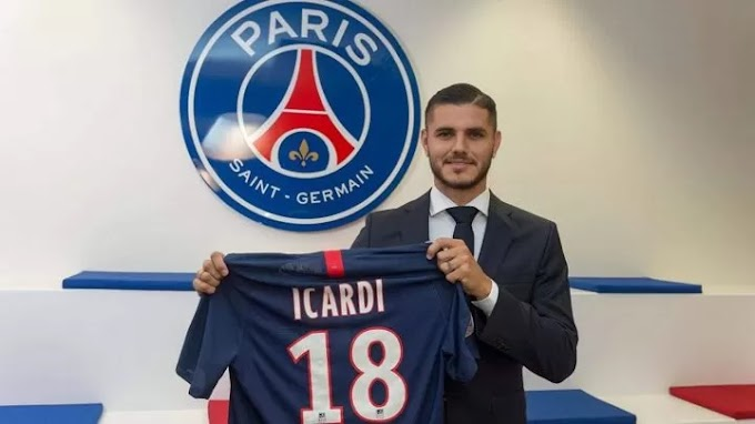 Trezeguet: PSG should take up option to sign Icardi on permanent basis for €70m
