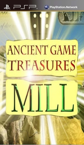 Ancient Game Treasures: Mill [Ingles] [PSP] [ISO]