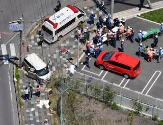 滋賀県大津市の園児死傷事故