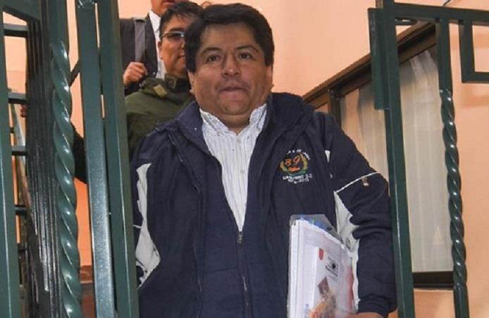 Patana tiene sentencia de cuatro años por corrupción y un proceso abierto por incumplimiento de deberes / RRSS / KANDIRE