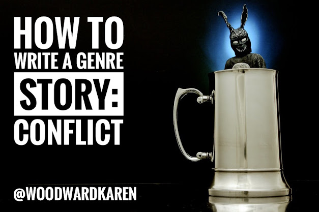 How to Write a Genre Story: Conflict