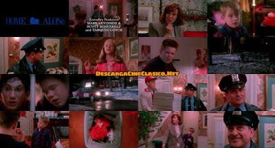 Ver película: Solo en casa / Home Alone / Mi pobre angelito