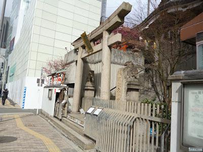綱敷天神社御旅社